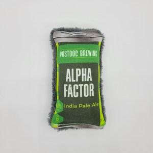 Alpha Factor Chew Toy